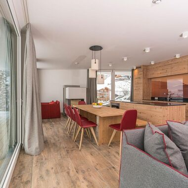 5 Raum Penthouse Deluxe